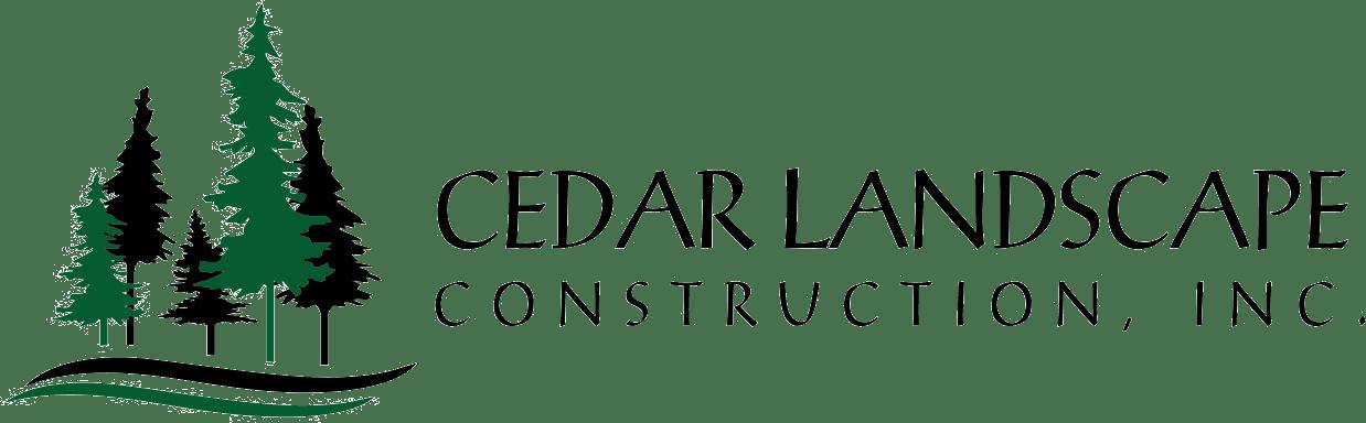 Cedar Landscape Construction, Inc.